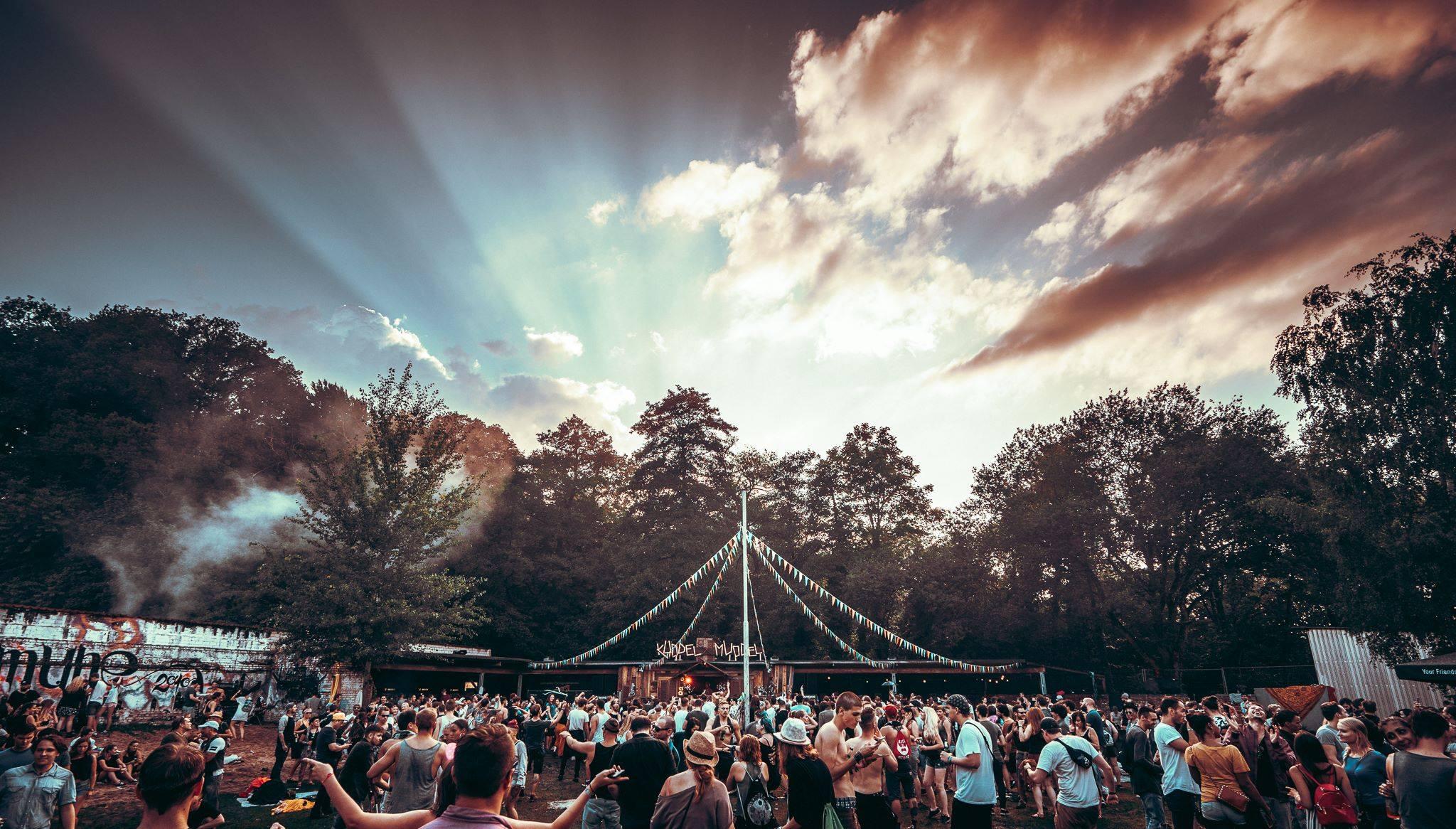 Festivalgelände Kommune2010